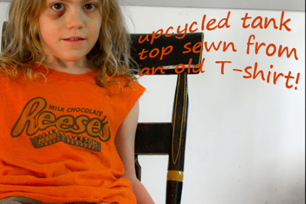 old-T-shirt-tank-top