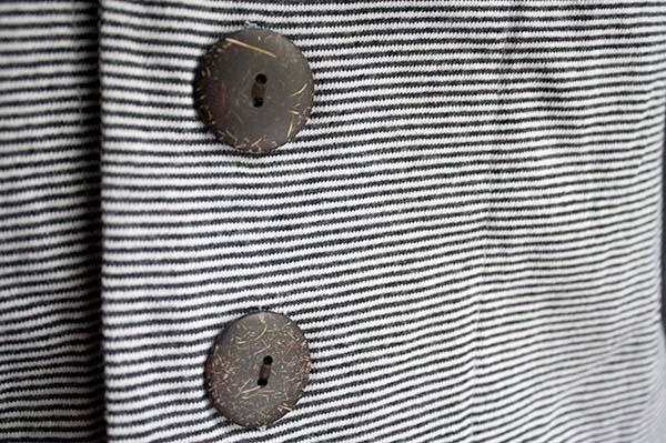 Fashion Big Buttons