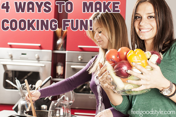 Make Cooking Fun for Health