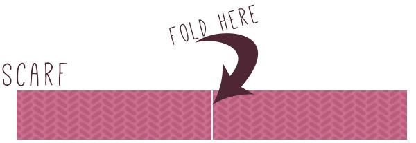 Scarf Fold 2