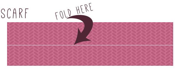 Scarf Fold