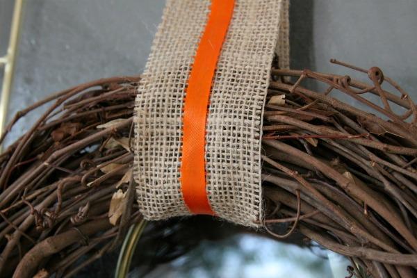Fall Decor: An Eco-Friendly Acorn Wreath