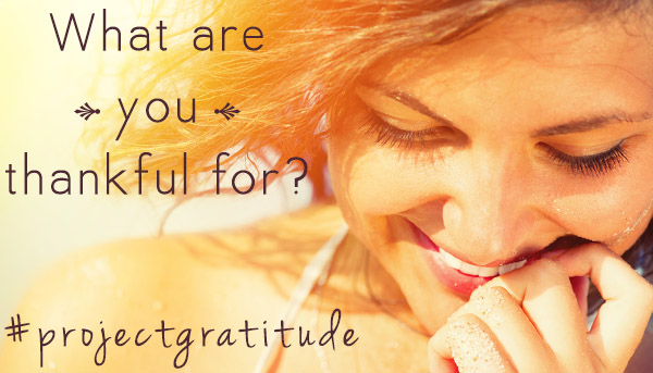 Giving Thanks projectgratitude