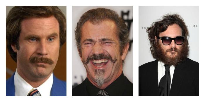 Mel Gibson Movember