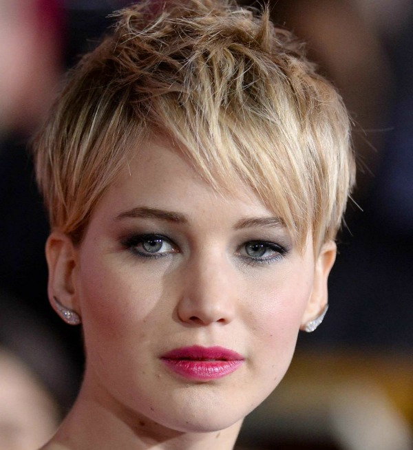 Jennifer Lawrence Catching Fire Makeup Look Feelgood Style