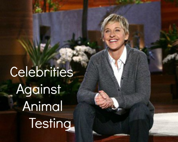 Celebs Against Animal Testing + Cruelty