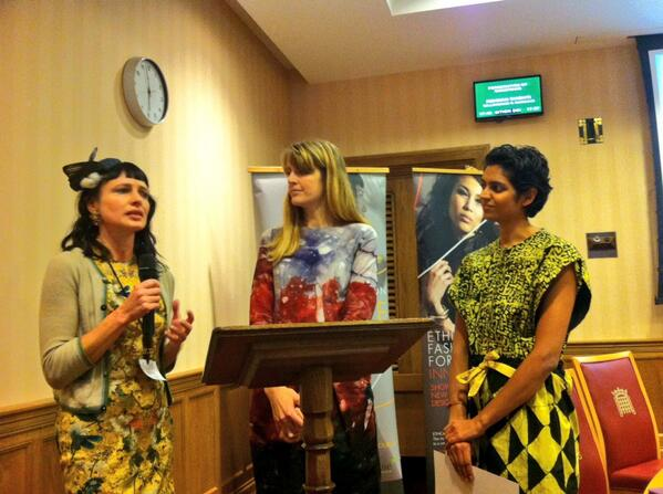 Ethical Fashion Forum, Source Awards 2013, Pachacuti, Carry Somers, award winners, sustainable fashion, ethical fashion