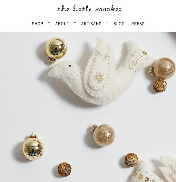 The Little Market, artisans, artisanal, handmade, Lauren Conrad, The Hills, gifts, retail, trunks, luggage, craftsmanship, sustainable, fair trade,