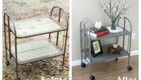 before-and-after-metal-cart