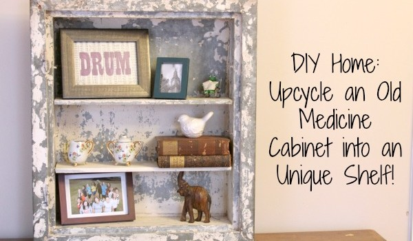 diy-home-upcycle-an-old-medicine-cabinet-into-an-unique-shelf