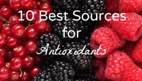 10 Best Antioxidant Foods