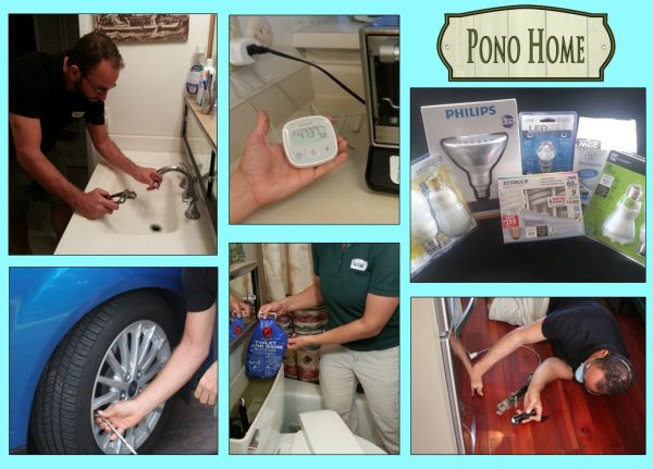 Pono Home collage