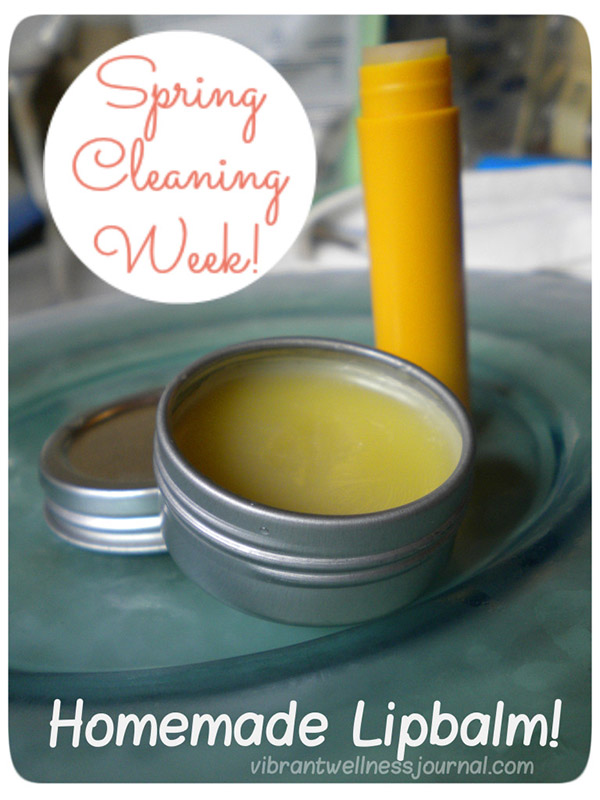 Valentine's Day Ideas: Homemade Lip Balm