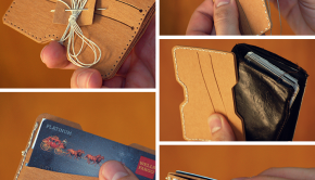 DIY Wallet Kits