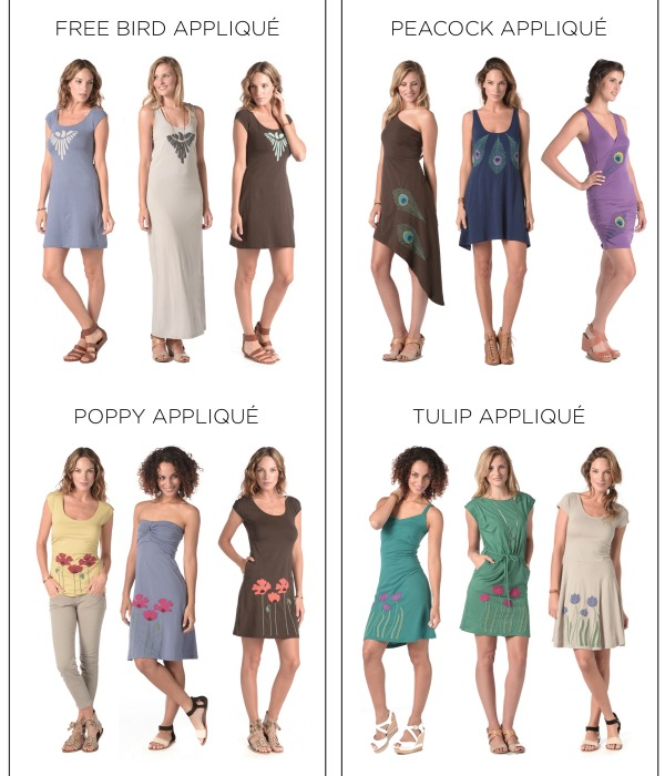 Synergy Organic Clothing Appliques