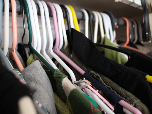 Top 5 Tips to Make Room and Organize Closets