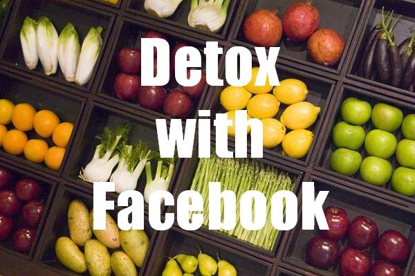 Facebook Detox Tips Ali Karimian at Flickr.com, cc