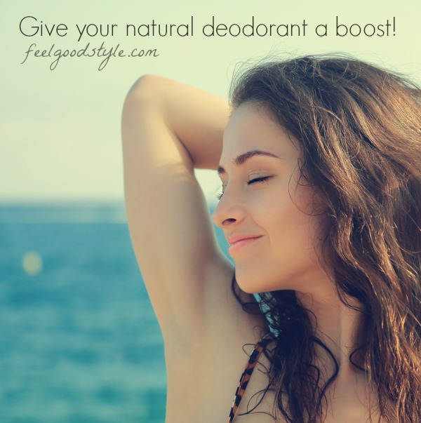 3 Tips for Making Natural Deodorant More Effective