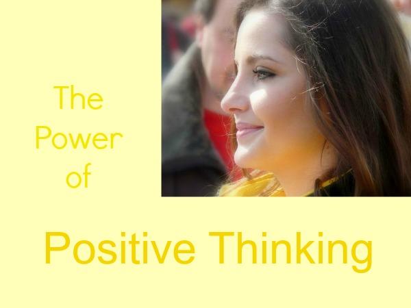 Positive Thinking Eddy Van 3000 at Flickr.com, cc