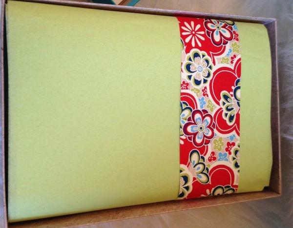 Yuzen beauty box packaging