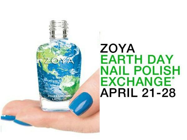 Zoya Earth Day Nail Polish Exchange Zoya.com