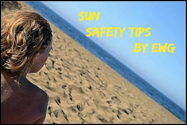 EWG Sun Safety photo by Craig Sunter at Flickr.com, cc