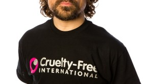 Game of Thrones Peter Dinklage Cruelty Free