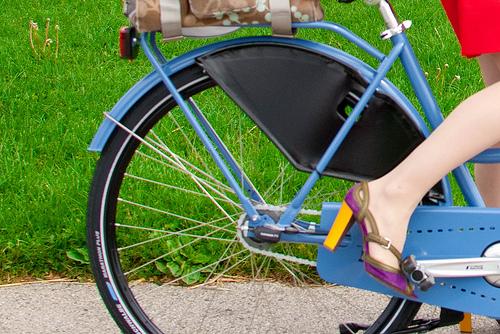 Как же ездить на велосипеде по киеву