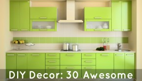 diy-decor-30-awesome-projects-for-your-kitchen