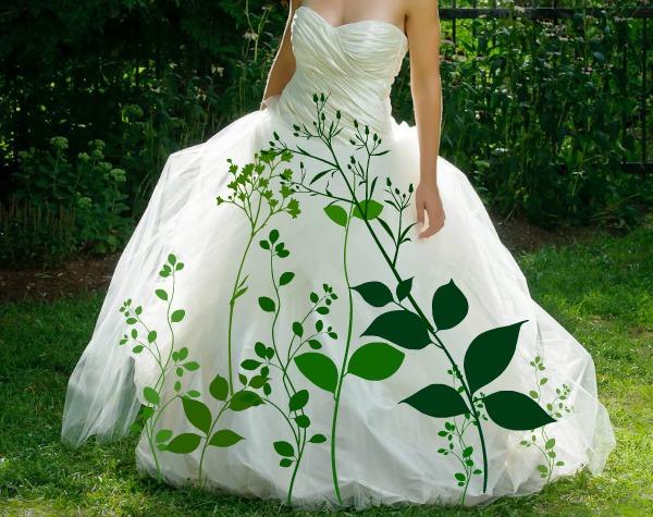 Green Wedding Adam Kaminski