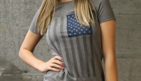 Made in USA tshirt SustainU