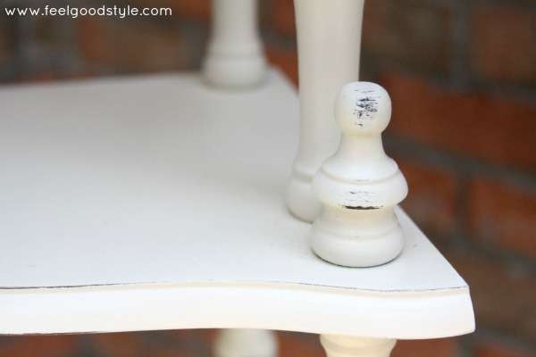 DIY Furniture Projects: The Shabby Chic Shelf