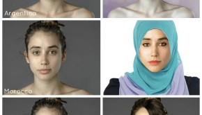 Before and After Project Looks at International Standards of Beauty