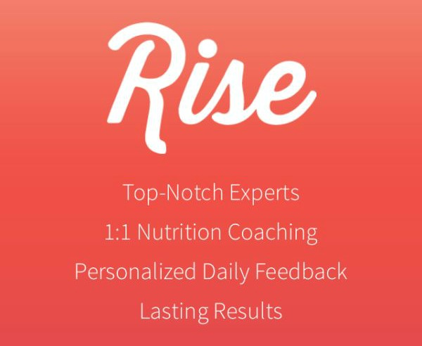 Shopping Apps: Nutritionist Rise App