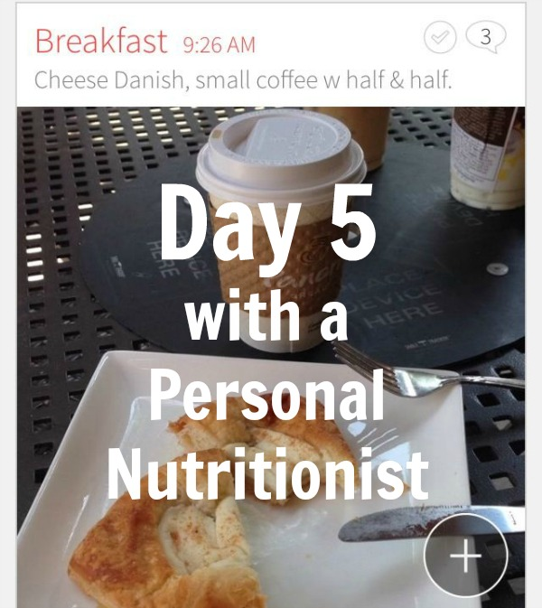 Nutritionist Day 5