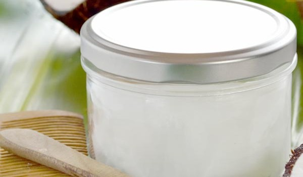 DIY Coconut Oil Lotion