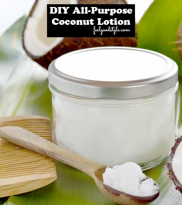5 DIY Body Lotion Recipes from Kitchen Ingredients