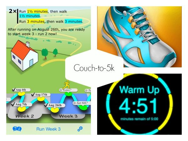 Tackle the Couch to 5k: A Review of the Get Running App