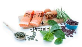 Food Allergies + Protein