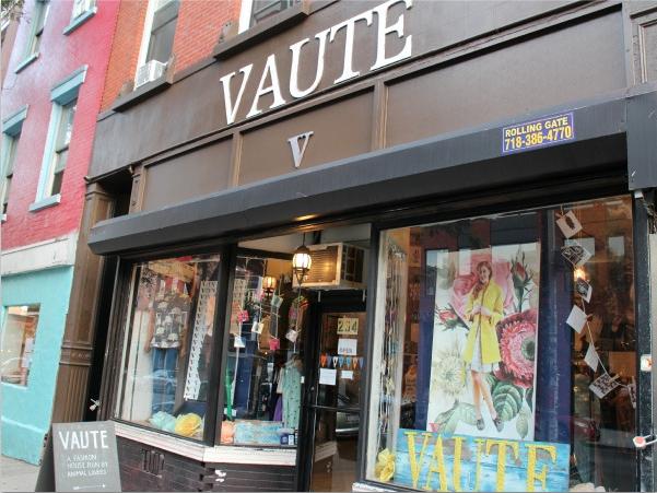 Vaute Couture - warm + stylish vegan coats