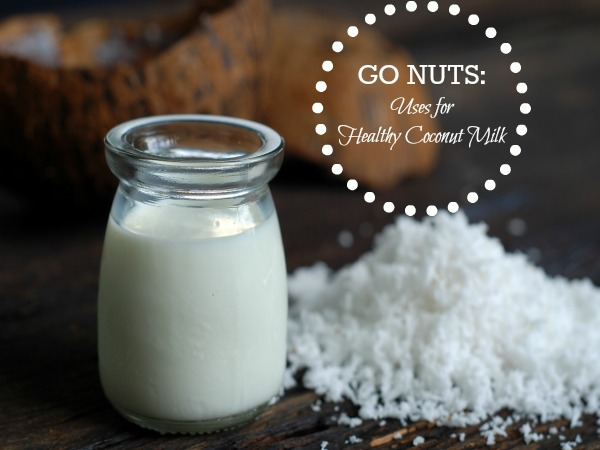 5 Ways to Use Healthy Coconut Milk