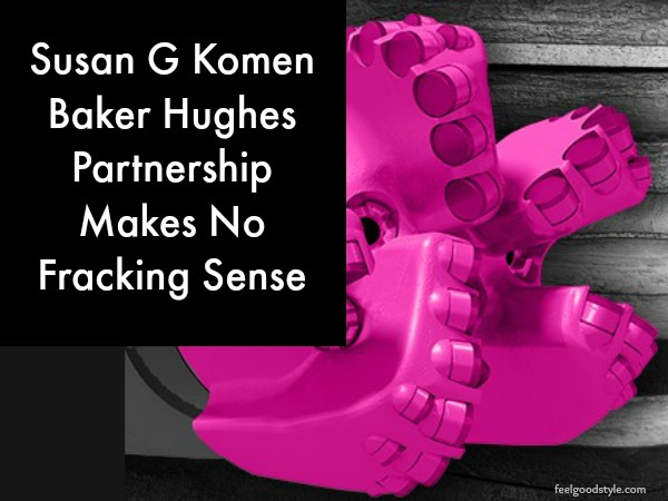 Susan G Komen Partners with Baker Hughes
