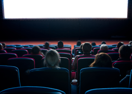 10 Experience Gifts for the Holidays: Movie Tickets