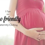 Eco Friendly Maternity Clothing