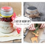 Easy DIY Holiday Gifts