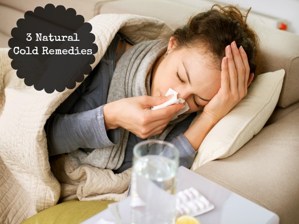 3 Natural Cold Remedies to Get You Through the Winter