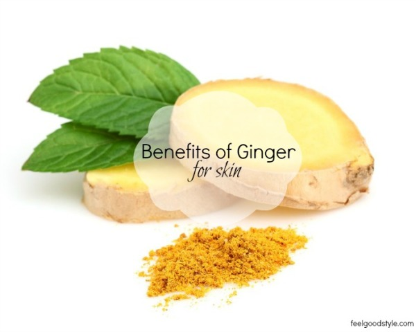It's a seasonal staple, but not just for the gingerbread men in your life. Do you know about the benefits of ginger for skin?