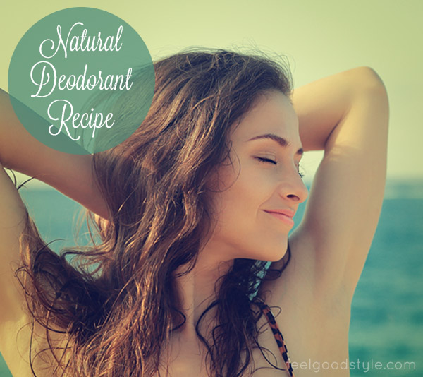 How to Make Deodorant with Custom Scents