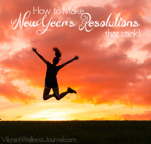 Smart New Year's Resolutions