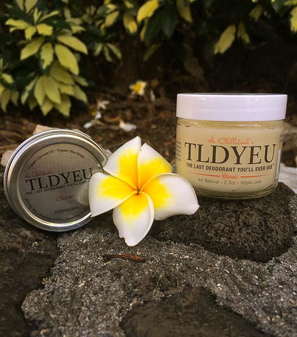 Natural Deodorant Review: TLDYEU
